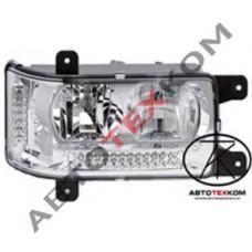 Блок-фара 44.3775000 (24В) правая LED