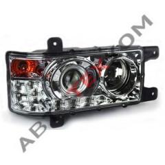 Блок-фара 31.3775-8 LED правая (8 диодов) ан.21 век