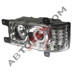 Блок-фара 311.3775-16 LED левая (16 диодов) ан.21 век