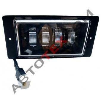 Фара противотуманная КА2110 (40W) LED ВАЗ-2110 (компл.)