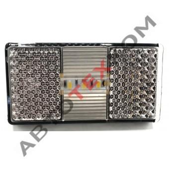 Фонарь маркерный АТК-1050.3731-05 (12/24В) белый LED