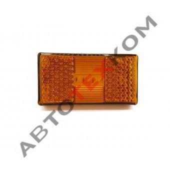 Фонарь маркерный АТК-1050.3731-05 (12/24В) желтый LED