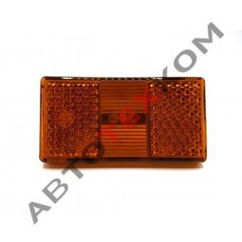 Фонарь маркерный АТК-1050.3731-08 (12/24В) желтый LED