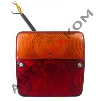 Фонарь задний АТК-19-03 (12В) LED с проводом (ан.ЕС-19LED)