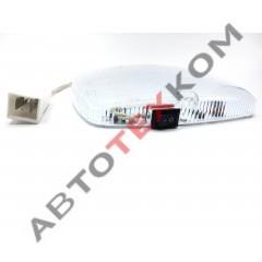 Плафон салона АТК-24Д (12/24) LED с выключателем