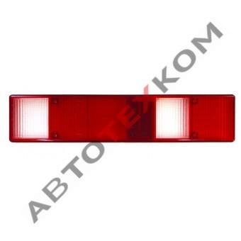 Рассеиватель фонаря 171.3716-205 тюнинг (белый поворот) ГАЗ-3302