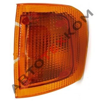 Указатель поворота передний 3502.3726-01 (б/л) левый (желтый)