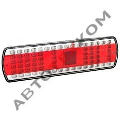 Фонарь задний 112.07.70-04 (12/24В) LED правый (с разъёмом СЦАЗ) ан.69-08