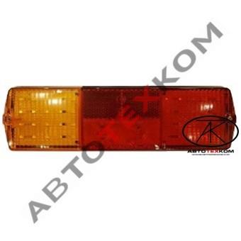 Фонарь задний 355.3716 (12/24В) левый LED 2 винта