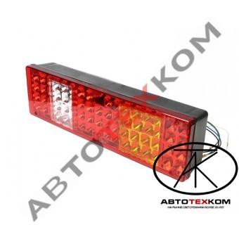 Фонарь задний 7442.3716-500 (24В) LED правый МАЗ-ЕВРО (ан.5625.3776)