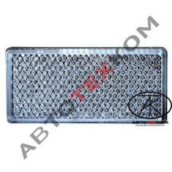 Световозвращатель 200.3731-01 (белый) 2-х сторонний скотч