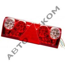 Фонарь задний 024-500R (24В) LED правый (c кабелем) Schmitz