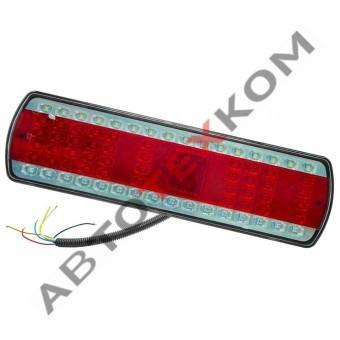 Фонарь задний 112.07.70-00 (12/24В) LED правый (со жгутом) ан.69-06