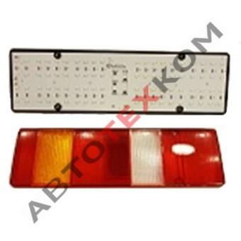 Фонарь задний 8502.3716-24-500 (24В) левый LED