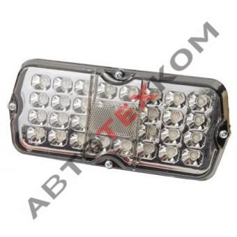 Фонарь задний ФП-132 (12В) LED тонированный (ан.132.3716-32T) УАЗ