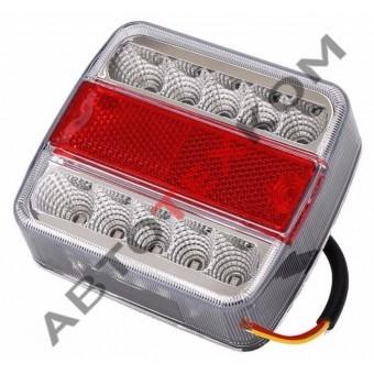 Фонарь задний ФЗУ-1 (12/24В) LED