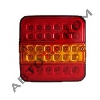 Фонарь задний ФЗУ-2 (12/24В) LED