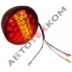 Фонарь задний ST1030 (12/24В)  LED правый