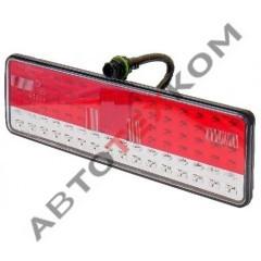 Фонарь задний РУФС 09-03 (24В) LED правый (со жгутом + байонетный разъём) ан.8512