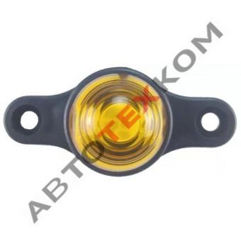 Фонарь маркерный 141.3731-00 желтый LED