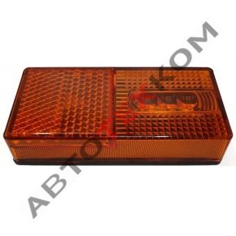Фонарь габаритный маркерный 431.3731 (12/24В) LED ан.ФГС431.3722 / 391.07