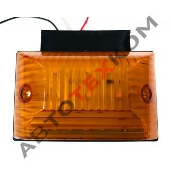Фонарь маркерный 82.3731 (12В) 15LED с подсветкой колеса