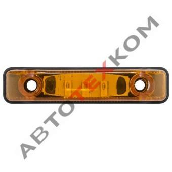 Фонарь маркерный боковой 140.3731 желтый LED