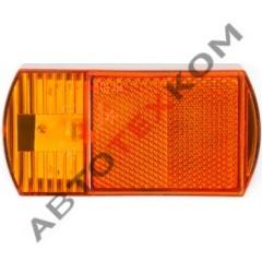 Фонарь маркерный габаритный ФМ 01.24 (24В) LED разъём штырь