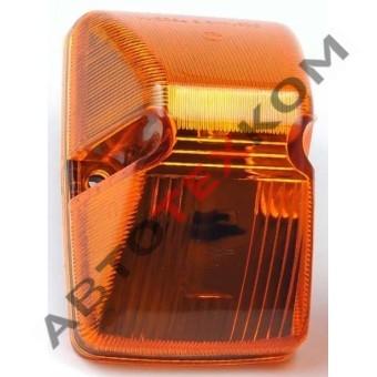 Фонарь автопоезда 62.3731 (12/24В) желтый LED (внутр. колодка)