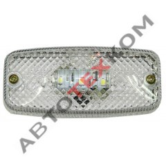 Фонарь габаритный ЕС-04 (12/24В) белый/красный/желтый LED