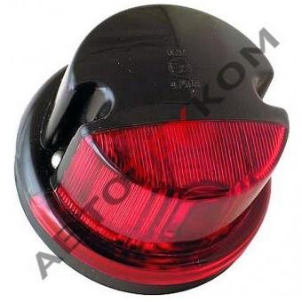 Фонарь задний контурный 381.3731 (24В) красный