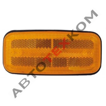 Фонарь габаритный 155.3731-00 желтый LED 36 диодов  ан. FT-080 LED
