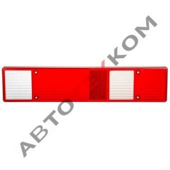 Рассеиватель фонаря 171-411 Тюнинг (белый поворот.) ГАЗ-3302