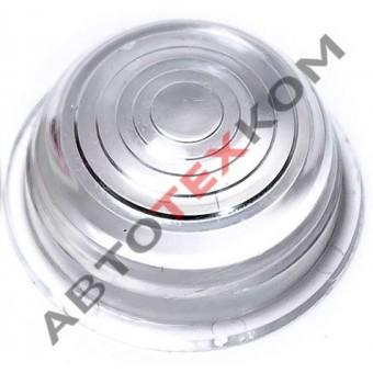 Рассеиватель фонаря габаритного ФГ 1-6 белый