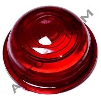 Рассеиватель фонаря габаритного ФГ 1-6 красный